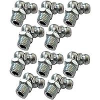 AERZETIX: 10x Engrasadores M8 8mm 90° de Angulo C18624