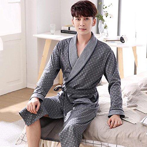 Slip e parigamba abito da uomo in cotone estivo con vestibilità classica in poly ( size : xxl )