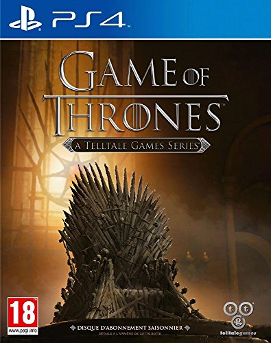 Third Party - Game of Thrones : A Telltale games series Occasion [ PS4 ] - 5060146462754