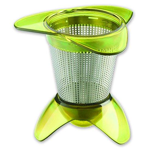 Tovolo Filtre à thé permanent Vert