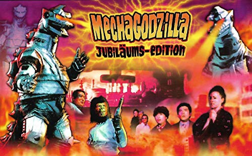 Mechagodzilla - Jubiläums Edition
