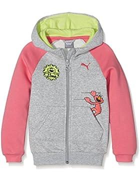 PUMA Kinder Sesame Street Hooded Sweat Jacket Jacke