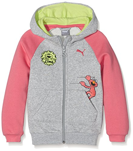 puma-kinder-jacke-sesame-street-hooded-sweat-jacket-light-gray-heather-104-838815-03
