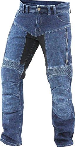 #Trilobite Herren Motorrad Jeans PARADO Hose, 3066104, Größe 38/54#