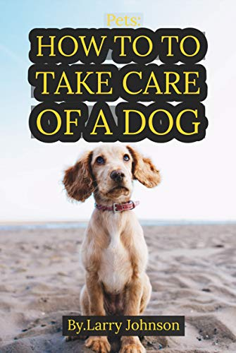 Pets: HOW TO TO TAKE CARE OF A DOG: A NEW OWNER'S GUIDE, EVERYTHING YOU NEED TO BE PREPARED FOR YOUR DOG (English Edition) -