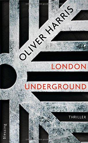 Buchseite und Rezensionen zu 'London Underground' von Oliver Harris