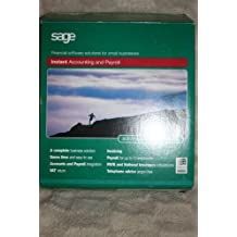 Sage Instant Bundle - Instant Accounting V6.02 & Payroll V7 - Windows - Tax Year 2001-2002