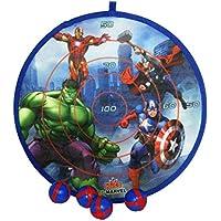 Avengers - Diana de velcro (Saica Toys 9720)