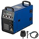 BananaB Schweissgerät Elektroden 250A Inverter E-Hand Schweißgerät MMA/MAG/MIG Elektrodenschweißgerät IGBT Elektroden Welding Schweißinverter Schweißmaschine (250A)