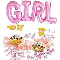 Amazon.es: baby shower chupetes: Juguetes y juegos