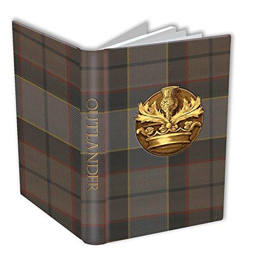 Preisvergleich Produktbild Dark Horse Deluxe Outlander Crown & Thistle Journal