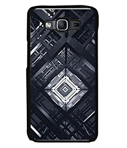 PrintVisa Designer Back Case Cover for Samsung Galaxy On7 Pro :: Samsung Galaxy On 7 Pro (2015) (Machine Lift Engineer Architect Building)
