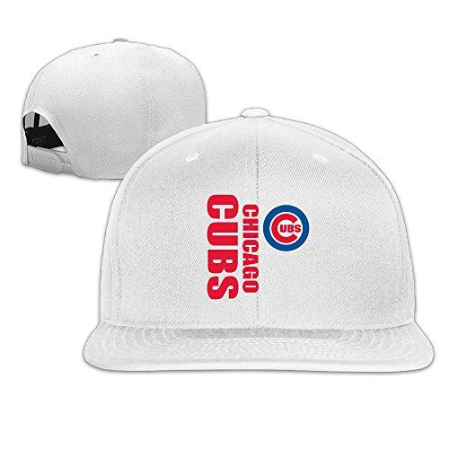 Elishaj Regolabile Chicago Sport Baseball Team Trucker CapHat Nero 413497e862c4