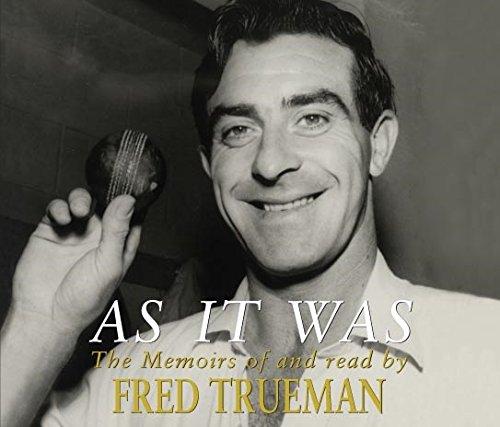 As It Was: The Memoirs por Fred Trueman