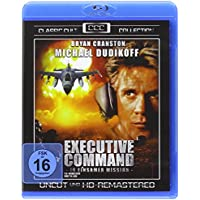 Executive Command - Uncut/Remastered Edition - Classic Cult Collection