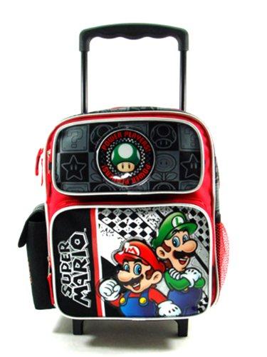 Preisvergleich Produktbild CFC Kleiner Power Players Super Mario Rucksack Trolley