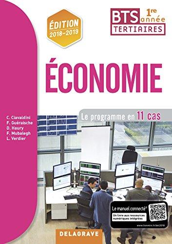 Economie BTS 1re année : Pochette élève