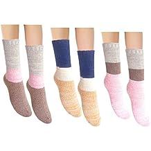 JHosiery Señoras angora & lana invierno cálido calcetines