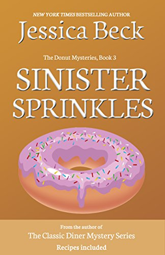 Sinister Sprinkles (The Donut Mysteries Book 3) (English Edition)