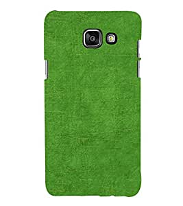 HiFi Designer Phone Back Case Cover Samsung Galaxy On Nxt (2016) ( Pattern Design Green )