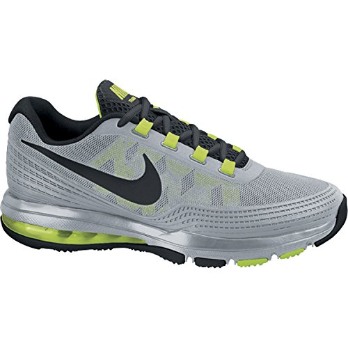 Nike Air Max Tr 365, Chaussures de running homme Wolf grey/Black/Volt