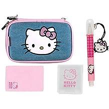 Full Pack Extreme Hello Kitty Jeans 4 in 1 für 3DS,3DS XL, DSi und DS Lite