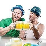 CKB Ltd® The Make Your Own ICE BEER MUG Set - ICE TASSE DE BIÈRE Le Faites vos propres Set - Idéal Bière Cidre verre - Mold plastique
