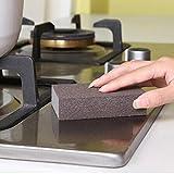 yjydada esponja Rahina–Cepillo cocina lavado limpieza cocina limpiador Herramienta