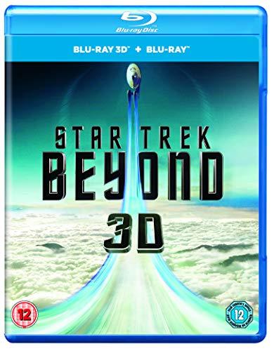 Star Trek Beyond 2D 3D Bluray [Edizione: Regno Unito] [Blu-Ray] [Import Italien]