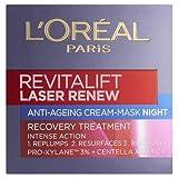Best Wrinkle Cream Nights - L'Oreal Paris Revitalift Laser Renew Night Cream 50ml Review