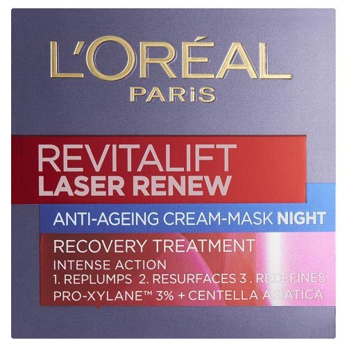 L'Oreal Revitalift Laser Crema Rejuvenecedora Noche