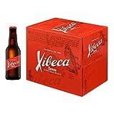 Xibeca Cerveza - Caja de 12 Botellas 25cl