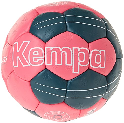 Kempa Ball LEO BASIC PROFILE, pink/petrol, 1, 200187502