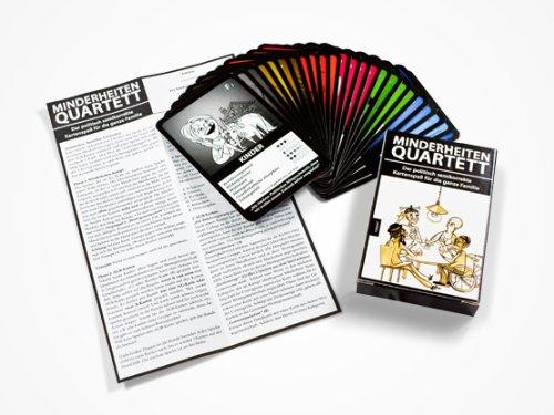 Minderheiten-Quartett-1-Basis-Spiel