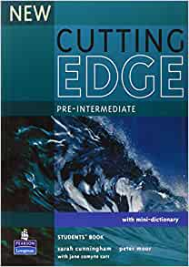 Amazon.fr - New Cutting Edge Pre-Intermediate Students