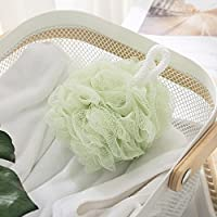 Kaige Baño Super suave baño bola lavado de artículos de tocador de baño toalla limpieza espuma baño bola un paquete de cinco piezas