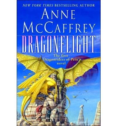 Dragonflight (Dragonriders of Pern (Paperback)) McCaffrey, Anne ( Author ) Jul-26-2005 Paperback
