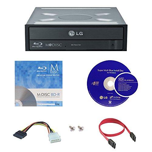 LG 14X Blu-ray Disc M-CD DVD BDXL