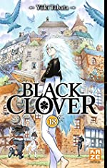 Black Clover T18 de Yuki Tabata