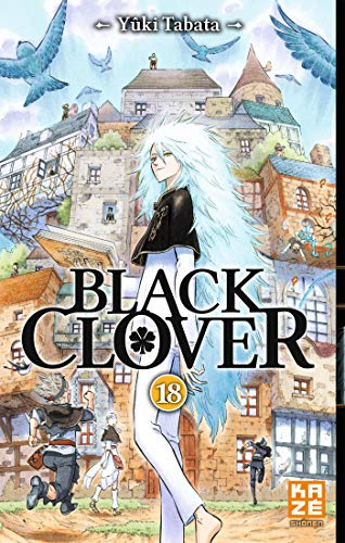 Black Clover Edition simple Tome 18