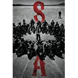 Sons of Anarchy Poster Bike Circle (61cm x 91,5cm)