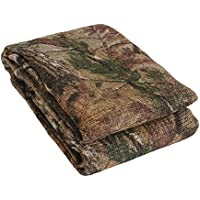 "Allen Camo Burlap Blind Material for Ground Blinds, Tree Stands, and Duck Blinds - Realtree AP (54"" x 12')"