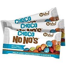 Premium Chocolatiers choco chocolate (3 pack) de color natural, vegetariana, libre de