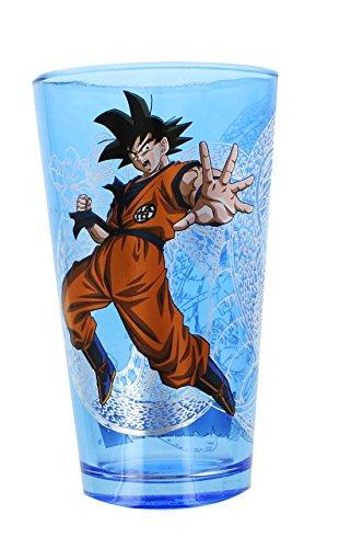 Dragon Ball Z Goku 16oz Foil Pint Glass