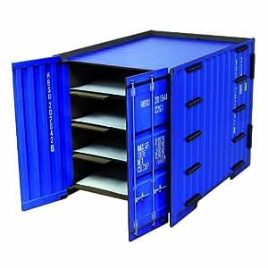 container din a4 ablage blau b robedarf schreibwaren. Black Bedroom Furniture Sets. Home Design Ideas