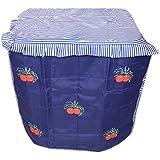 Kuber industrias lavadora cubierta para Semiautomático 6,5kg modelo (Quited algodón Material)