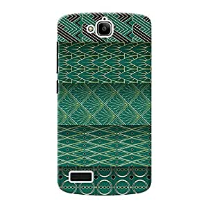Inkif Printed Designer Case Mobile Back Cover For Huawei Honor Holly