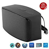 #5: Great Indian Festive Sale GO Portable Wireless Bluetooth Speaker Super Stylish with mic, Crip effect with Inbulit FM radio Plug & Play USB Port Memory card slot Aux In with rechargeable battery with charging cable compatible for OnePlus Lenovo Samsung Apple Iphone Xiaomi Redmi Mi Motorola Asus Honor Intex Oppo Cool pad Gionee HTC Vivo Micromax data wind LeEco Lava LYF Spice Blackberry Infocus Android Mobiles/ Tablets, Laptops & Gaming Consoles EZ178-Black