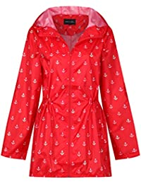 Amazon.co.uk: Red - Coats & Jackets / Women: Clothing