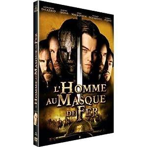 """Afficher """"Homme au masque de fer (L')"""""""